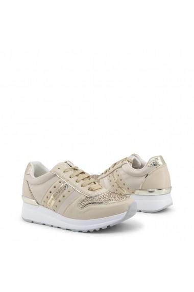 Pantofi sport Laura Biagiotti 5526_CALF_BEIGE
