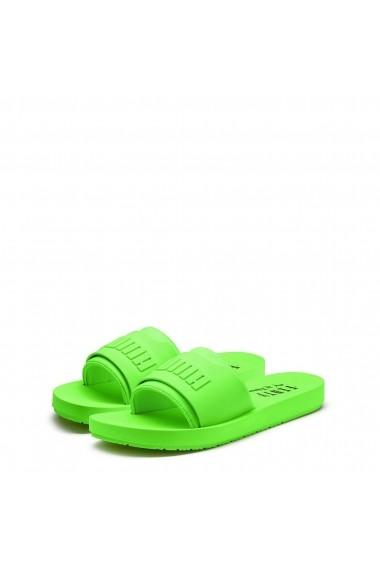 Papuci Puma 367747-04 verde