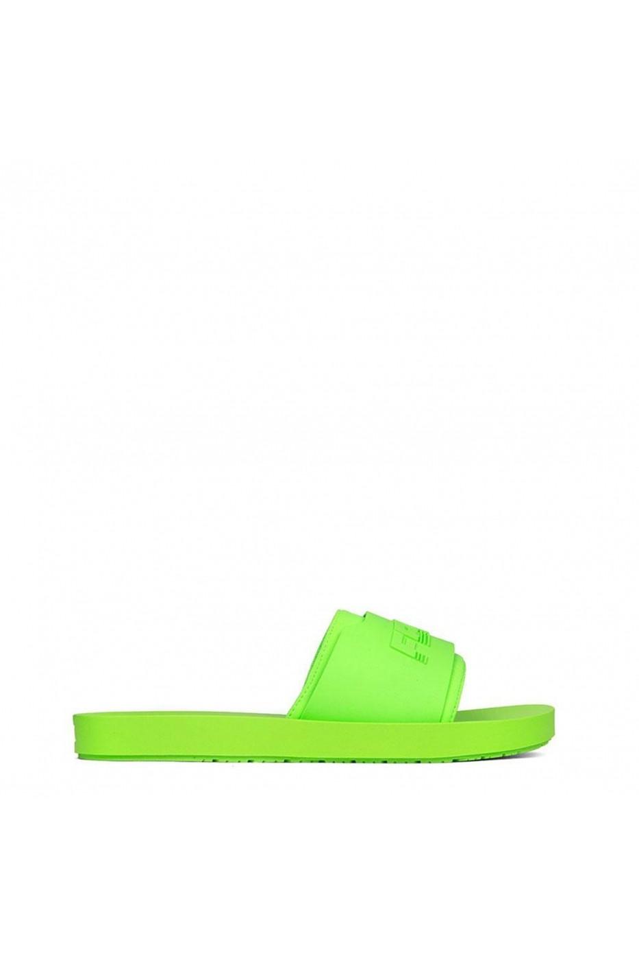 d5da5154664 Papuci Puma. 367747-04 Verde - FashionUP!