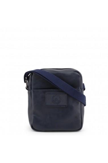 Geanta Carrera Jeans DAVE_CB461_BLUE Albastra