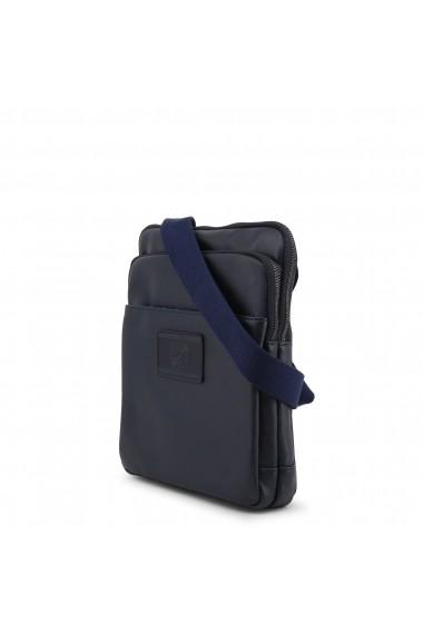 Geanta Carrera Jeans DAVE_CB463_BLUE Albastra