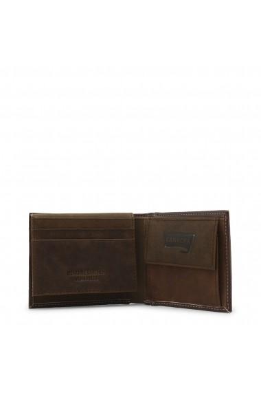 Portofel Carrera Jeans DAVE_CB552B_BROWN Maro