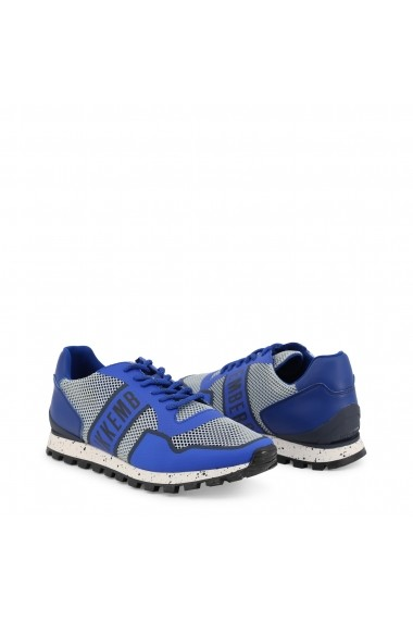 Pantofi sport Bikkembergs FEND-ER_2084_GREY-BLUE Albastru