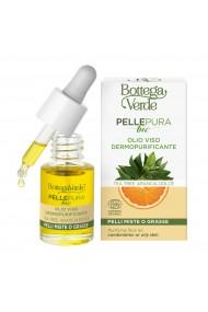 Ulei purificator pentru toate tipurile de ten, cu citrice si ulei esential de Malaleuca