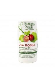 Deodorant roll-on, hidratant, cu extract de struguri rosii de la Palazzo Massaini