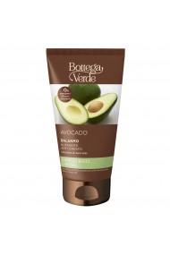 Balsam anti-electrizare, pentru par ondulat sau cret, cu extract de avocado
