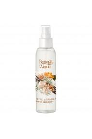Parfum deodorant, delicat, cu aroma de vanilie