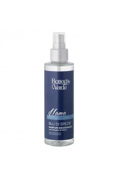 Parfum deodorant, cu aroma intensa, cu extract de smirna
