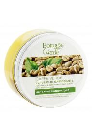 Scrub anticelulitic cu extract de cafea verde si mix de uleiuri esentiale