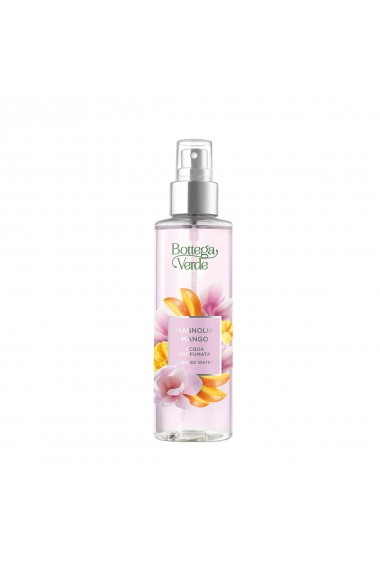 Apa parfumata cu note de flori de magnolie si mango