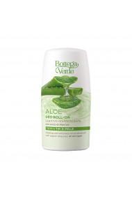 Deodorant roll-on cu extract de suc de aloe vera bio