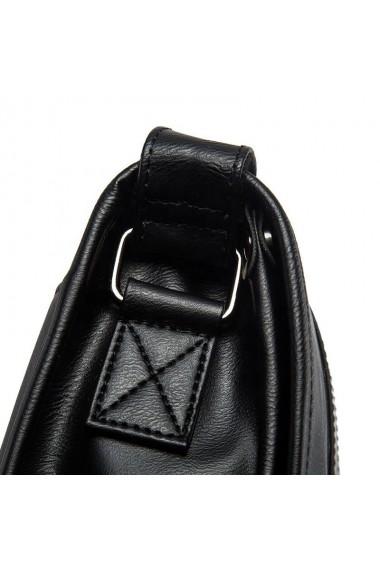 Servieta pentru barbati Vicuna Polo GT527 model negru