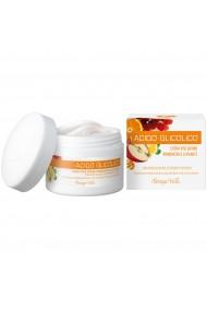 Crema de fata de zi pentru toate tipurile de ten cu acid glicolic si extract de fructe