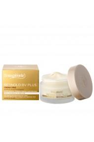 Crema anti-imbatranire conceputa special pentru toate tipurile de ten cu Pro-Retinol colagen vegetal extract de ginseng si vitaminele E si F