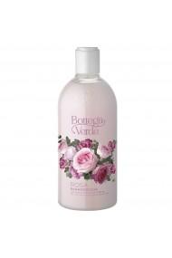 Gel de dus hidratant cu aroma de trandafiri