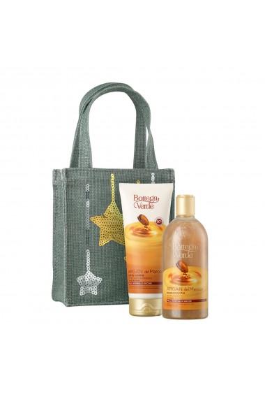 Set cadou femei, intens hidratant, cu ulei de argan