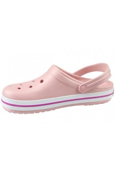 Papuci Crocs Crockband 11016-6MB roz