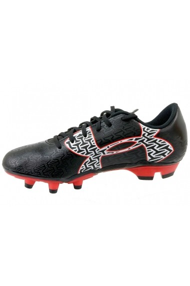 Pantofi sport Under Armour UA Clutchfit Force 2.0 FG Jr 1264205-006 negru