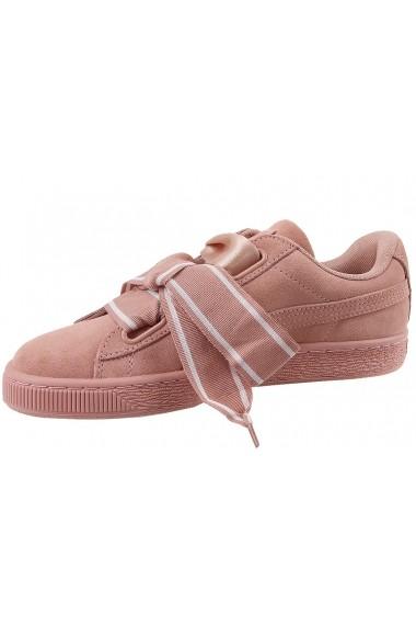 Pantofi sport Puma Suede Heart Satin II W 364084-03 roz