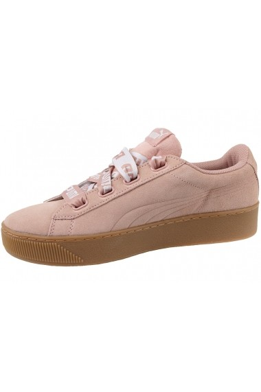 Pantofi sport Puma Vikky Platform Ribbon Bold 365314-02 roz