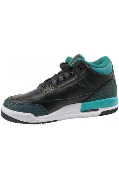Pantofi sport Jordan 3 Retro GG 441140-018 negru
