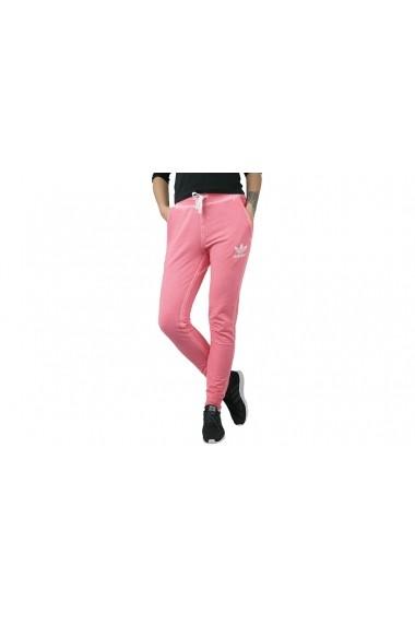 Pantaloni sport pentru femei Adidas Orginals W Washed Pant AB2143