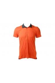 Tricou Adidas Refresh Polo Tee AB6337 portocaliu