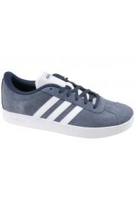 Pantofi sport Adidas VL Court 2.0 K DB1828 albastru