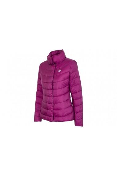 Jacheta pentru femei 4F Women`s Jacket H4Z17-KUD009PURPLE