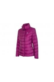 Jacheta pentru femei 4F Women`s Jacket H4Z17-KUD009 Fucsia