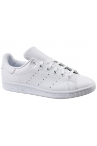 Pantofi sport Adidas Stan Smith J S76330 alb