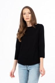 Bluza negru 0859, BE YOU