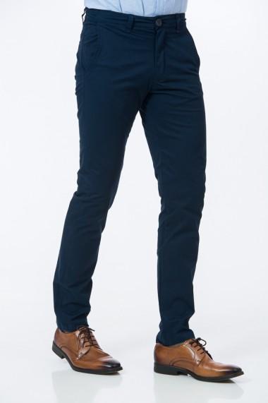 Pantaloni 3336 bleumarin, BE YOU