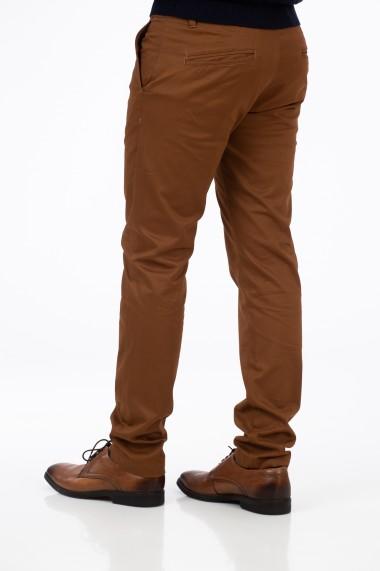 Pantaloni 3336 camel BE YOU