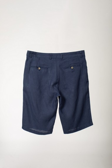 Pantaloni scurti bleumarin din in BE YOU