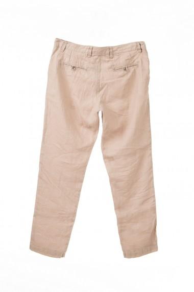 Pantaloni bej din in BE YOU
