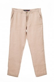 Pantaloni bej din in BE YOU