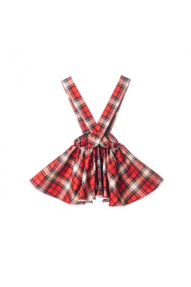 Fusta School dress by Iohanica in carouri Rosie