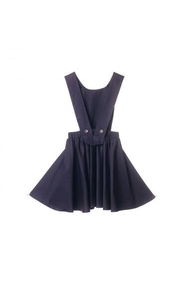 Rochie Iohana's school dress Bleumarin