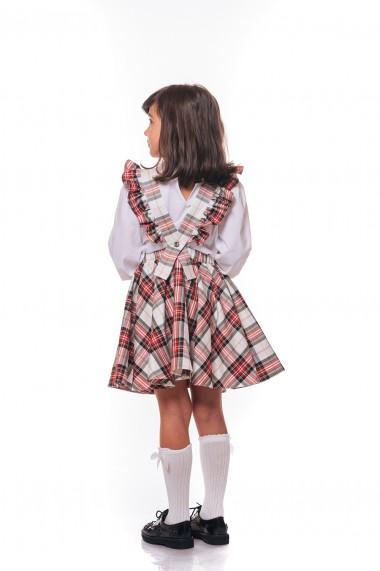 Fusta School dress By Iohana in carouri