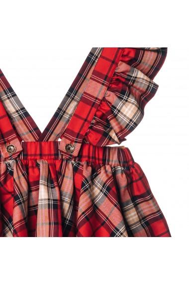 Fusta School dress by Elisa -Simple in carouri Rosie