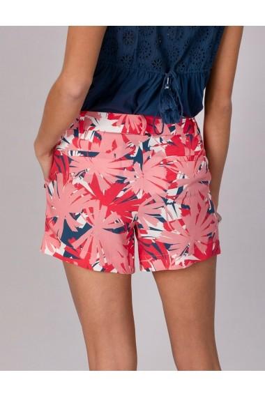 Pantaloni scurti River Woods cu stretch Floral