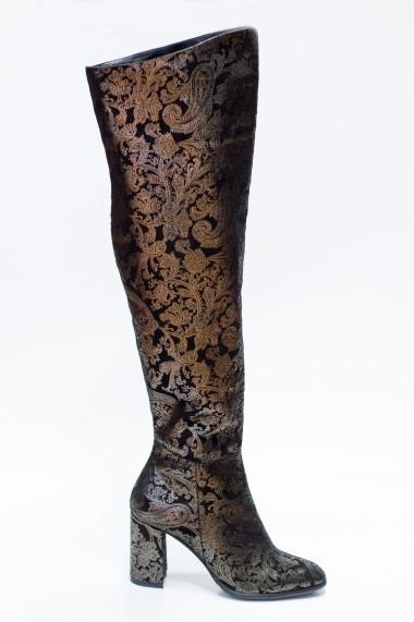 Cizme Thea Visconti Cis 852/17/372 bronz