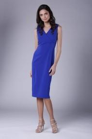 Rochie COLOUR MIST B130 Albastru - els