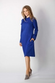 Rochie Last/Past-Now LP14 Albastra