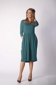Rochie Last/Past-Now LP33 Verde
