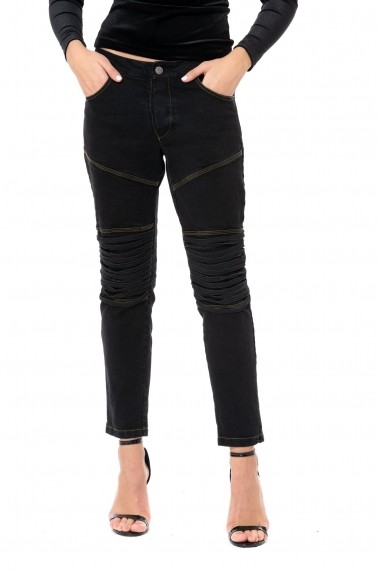 Jeans Carolina D No 5 Negri