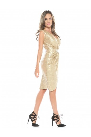 Rochie ROSERY CRM 1RSY388 aurie