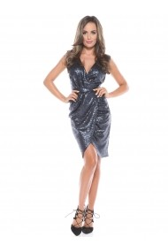 Rochie Roserry CRM 1RSY390 bleumarin