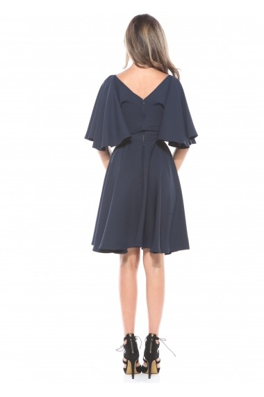 Rochie Roserry CRM 1RSY393 bleumarin